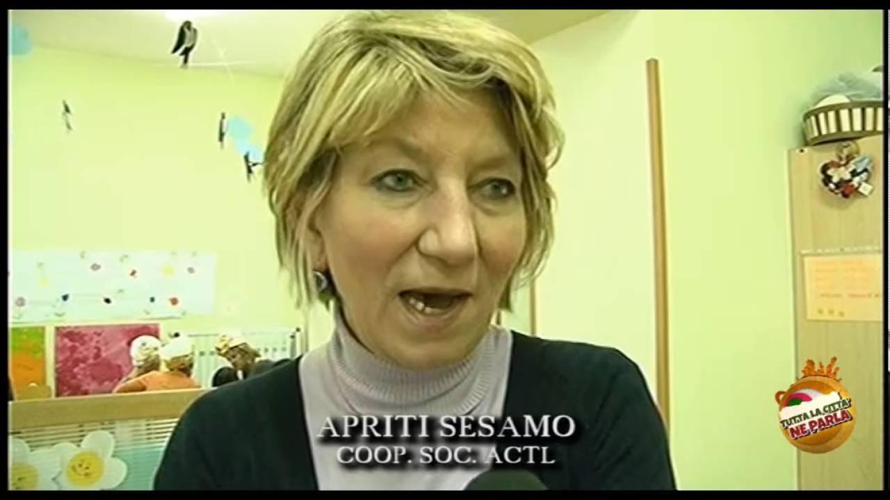 APRITI SESAMO. ACTL – ASILO NIDO CIANCARELLI