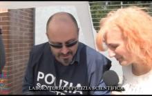 LABORATORIO DI POLIZIA SCIENTIFICA