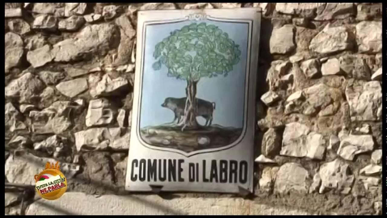 CARTOLINE SABINE. LABRO