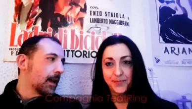 """""""MattatTori, L' ITALIA DI MAGNANI E GASSMAN"""" AL PICCOLO TEATRO DEI CONDOMINI IL 18 E 19 MARZO"""
