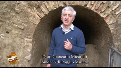 POGGIO MIRTETO TRA STORIA E CULTURA – RIPORTATO ALLA LUCE BUNKER ANTIAEREO